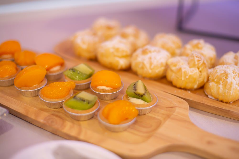 生日派對buffet分享,飛士蘭外燴家─2歲慶生會