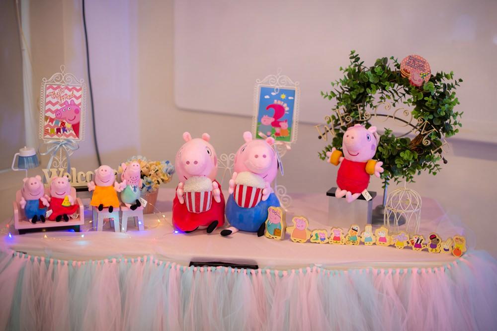 寶寶慶生派對攝影推薦-小巴老師親子攝影 (佩佩豬生日派對攝影推薦)