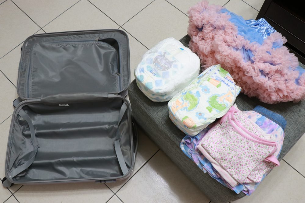 棉被壓縮、行李收納工具推薦。韓國BAILEY貝睿真空收納袋開箱