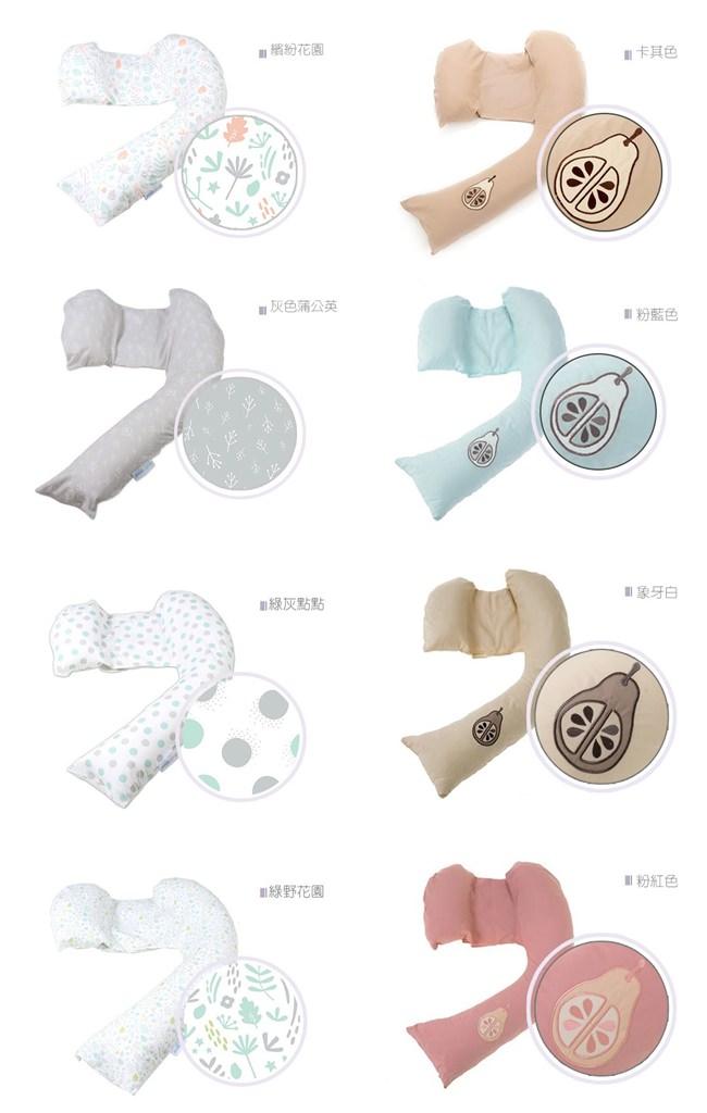 孕婦枕推薦。英國Dreamgenii多功能孕婦枕。讓孕媽咪能一夜好眠的秘密武器