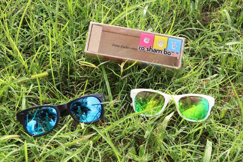 寶寶太陽眼鏡-美國Roshambo墨鏡,Thinkbaby防曬霜