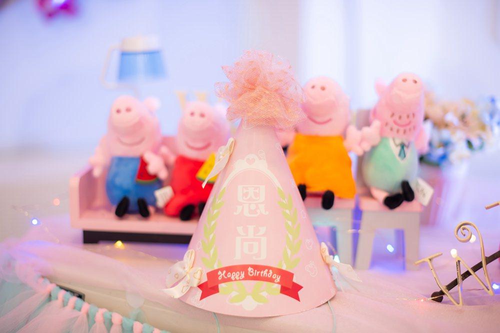 佩佩豬慶生會,派對流程安排,自己辦慶生會分享總整理