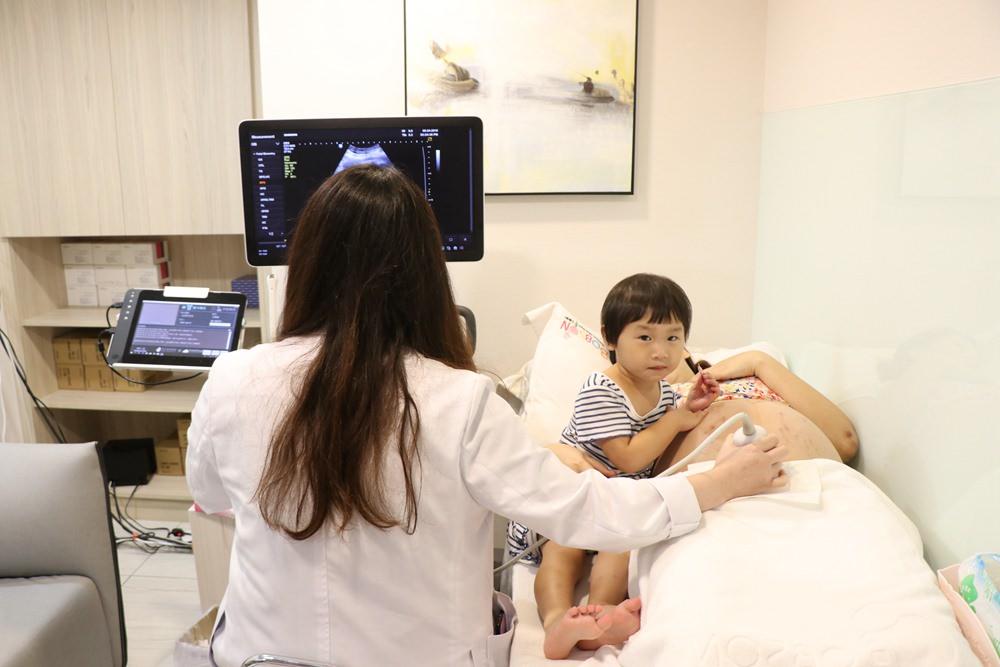 推薦板橋婦產科。菡生婦幼診所-婦產科、高層次超音波、產房、小兒科一條龍服務