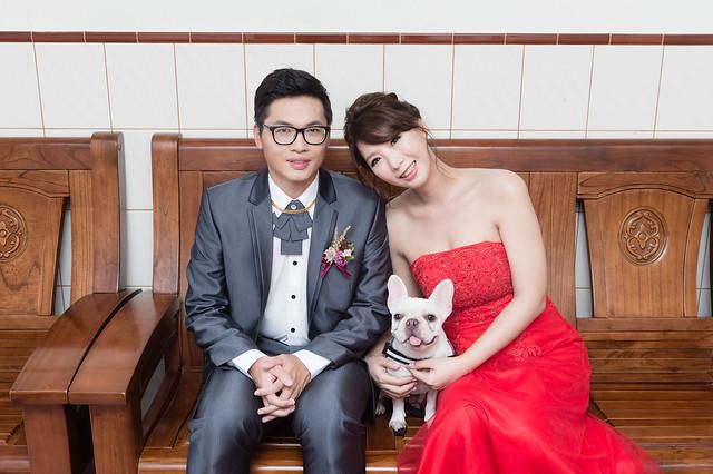 【婚禮】婚禮全紀錄-自購淘寶婚紗 @艾比媽媽