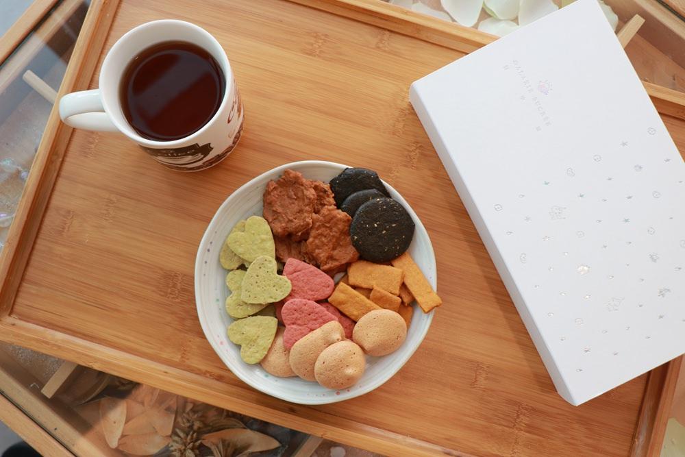 健康手工餅乾推薦。甜宇宙GALAXIE SUCRÉE ▋天然食材,純手工製作