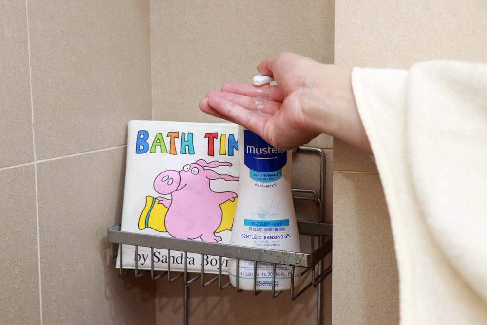 新生兒肌膚保養 ▋法國Mustela慕之恬廊,寶寶護膚分享