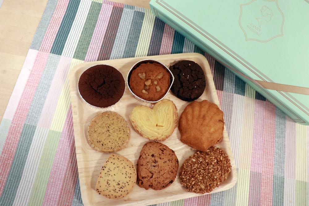 彌月蛋糕推薦。Candy Wedding親親寶貝常溫餅乾、幸福味蕾系列蛋糕 ▌孕媽咪試吃優惠整理
