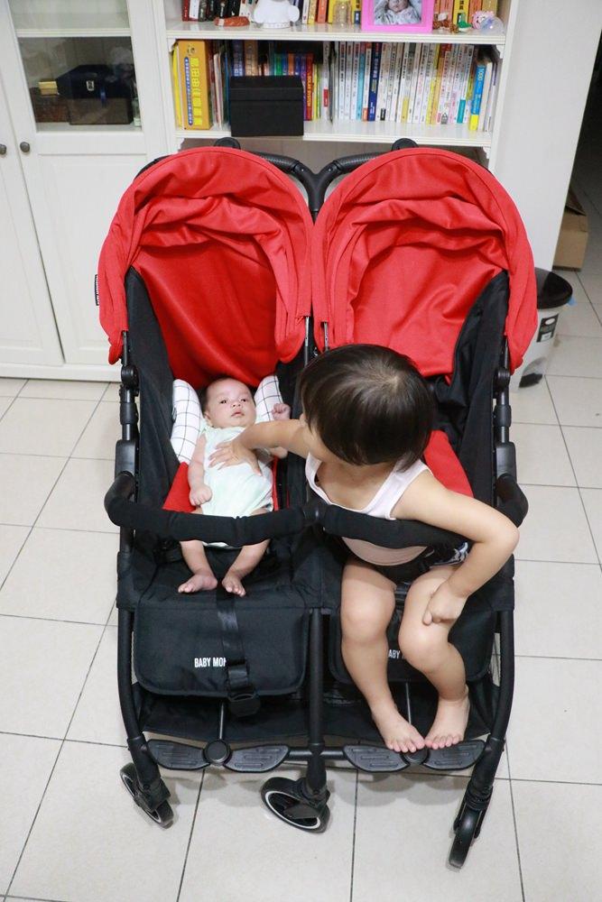 西班牙Baby Monsters─KUKI TWIN推車開箱。世界最小雙人餅乾推車