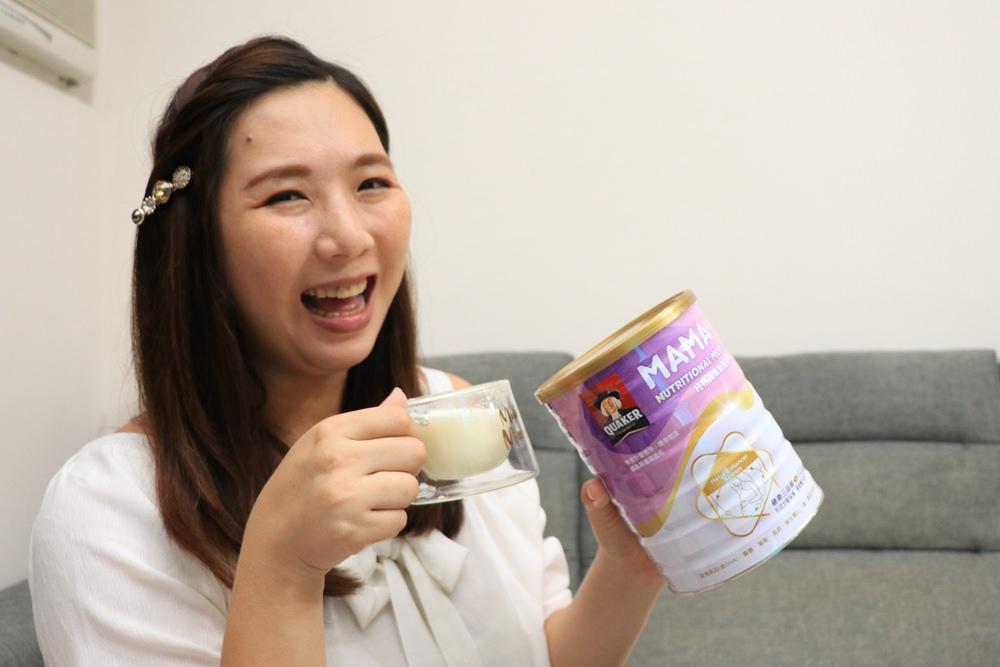 桂格媽媽奶粉,哺乳媽媽的營養來源 ▌一天兩杯,讓妳元氣滿滿