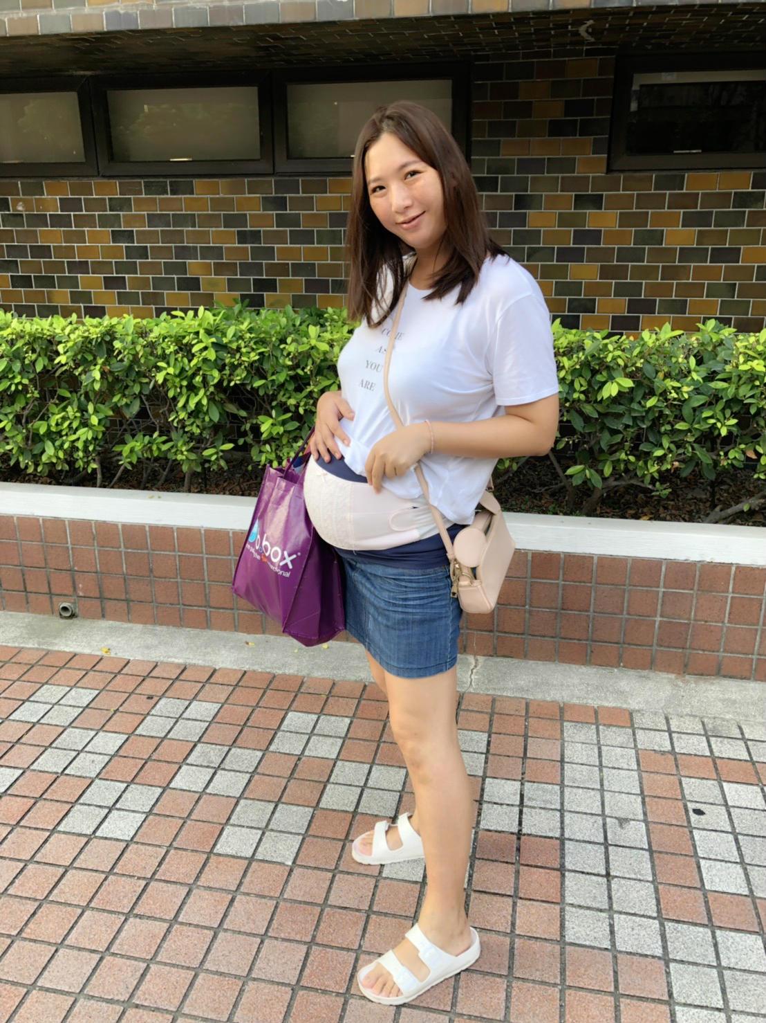 日本百年孕產專家-犬印。產前托腹帶,產後束腹帶分享,幫助身體恢復的好伙伴