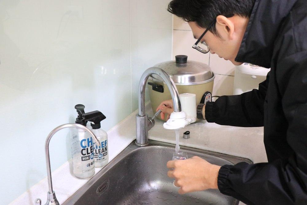 日本DUSKIN高效能淨水器組開箱 ▋有效過濾13種有害物質,把關水的乾淨