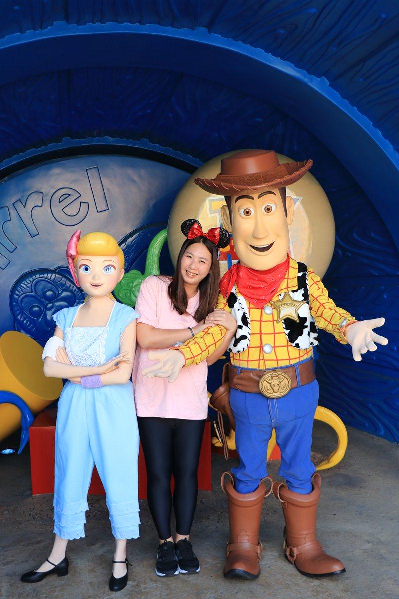 香港迪士尼遊記Day2-適合小孩玩的遊樂設施整理