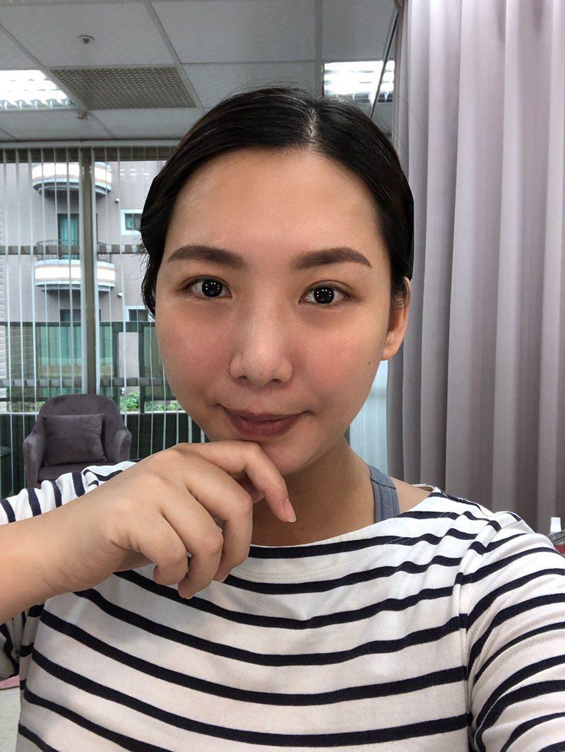 台北紋繡推薦-TingsMakeup ▋超質感韓式半永久彩妝霧眉、隱形內眼線