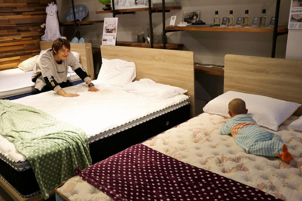 Restart囍時達床墊台中快閃試躺。只有四天到1/1止 ▋在台中精誠好事空間