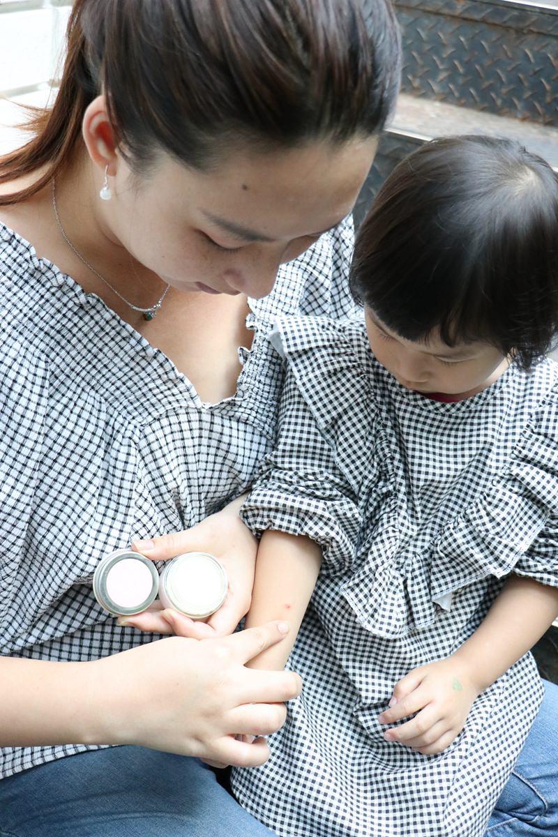 客製母乳、胎毛、臍帶飾品,推薦 The silver is 銀是-胎毛珠飾品