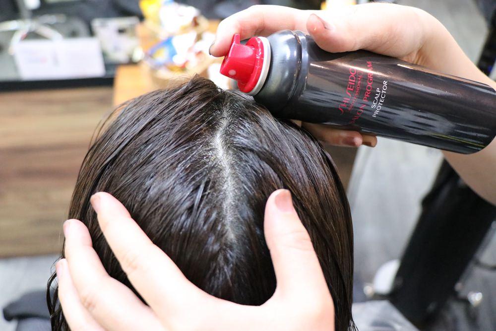 台中染髮護髮推薦。台中VS.hair設計師sam ▋媽媽遮白髮、護髮台中逢甲推薦