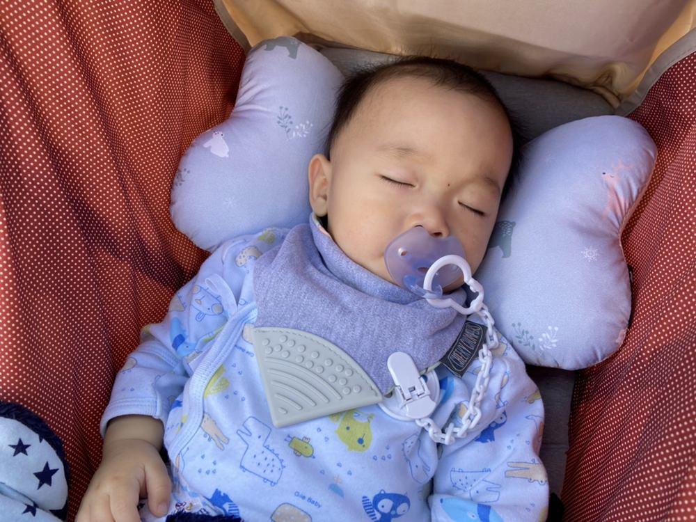 吸奶嘴對牙齒有影響嗎?寶寶口腔發展講座心得分享。培寶矽鑽安撫奶嘴新上市