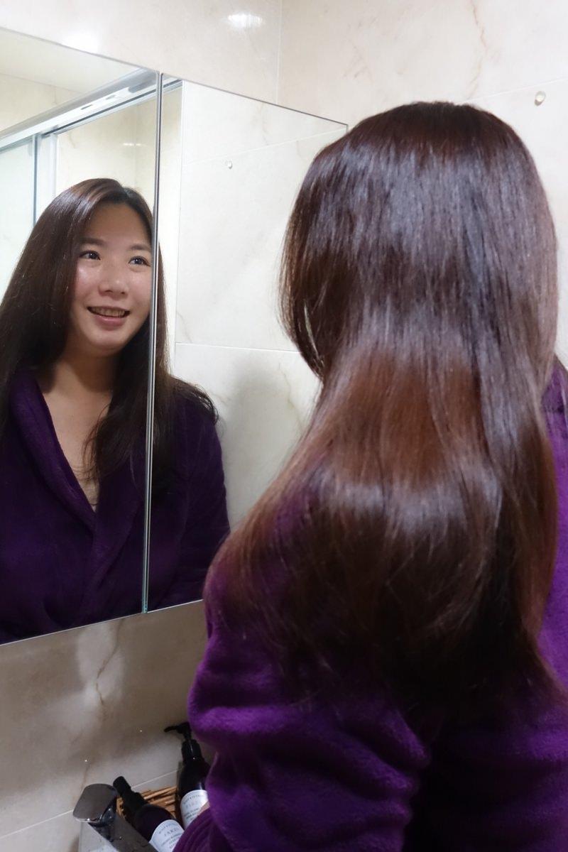 在家也能有髮廊舒服感受-FARZO花柔自然萃。媽媽髮品推薦