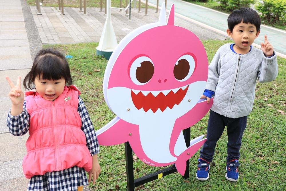 大直ATT 4 Recharge-baby shark鯊魚寶寶特展 ▋憑不限金額消費發票即可免費參加