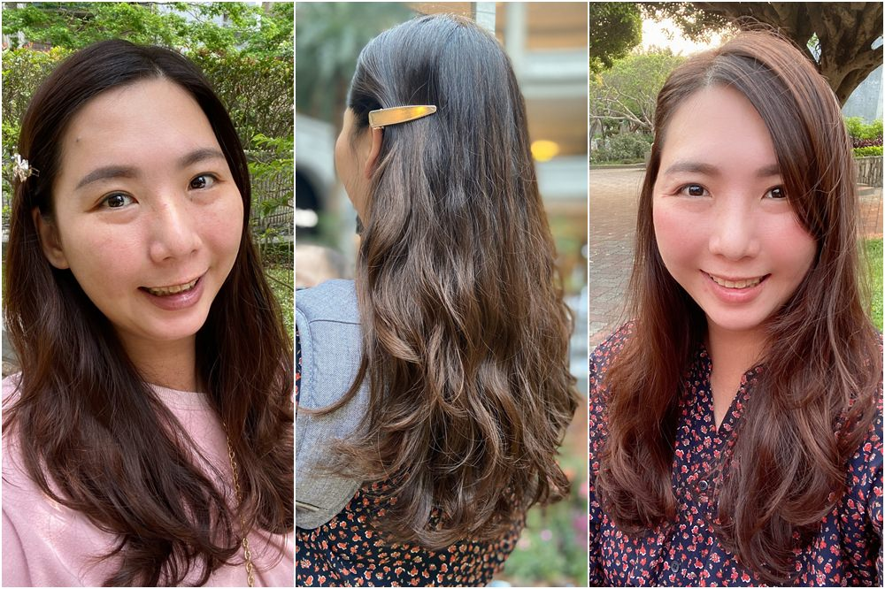 台北車站燙髮推薦-馬克老師 V show salon  ▋浪漫捲髮好整理 V 秀造型髮藝 @艾比媽媽