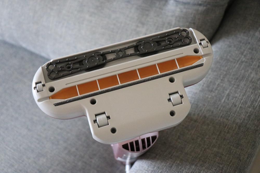 日本IRIS除塵蟎機開箱。新款大拍3.5代 櫻花粉 雙氣旋設計更厲害