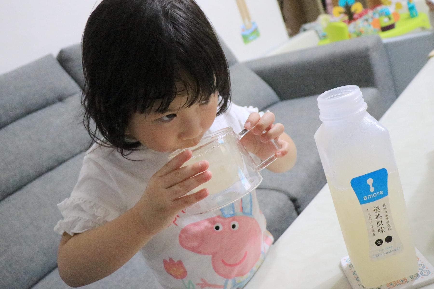 白木耳推薦-8more白木耳飲品。好喝低熱量的養生白木耳飲