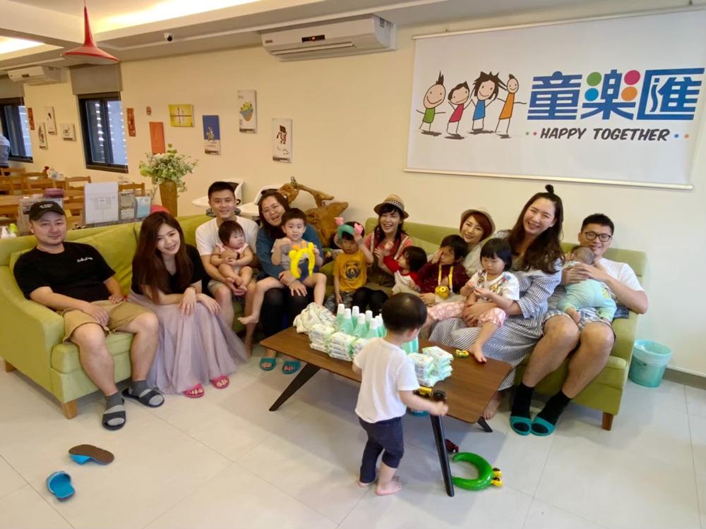 宜蘭五結包棟民宿推薦-童樂匯主題式親子民宿。包棟、烤肉恩尚三歲慶生地點 @艾比媽媽