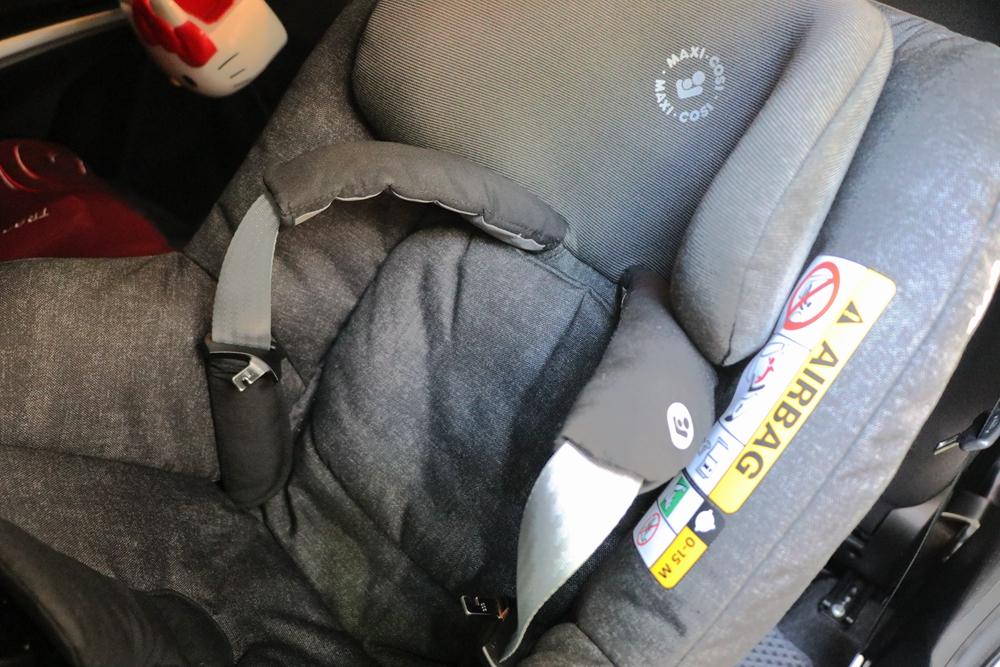 汽車安全座椅領導品牌-MAXI-COSI Pearl Pro iSize雙向幼兒安全座椅。內湖買汽座就去翔盛