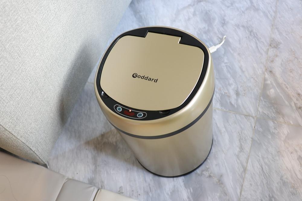 主婦好貨推薦-stojo環保摺疊吸攜杯、不鏽鋼感應垃圾桶