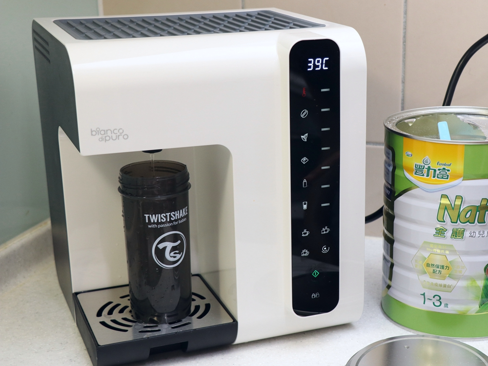 Bianco di puro 彼安特-省電智慧即熱式飲水機。3秒出水9秒沸騰,泡奶喝茶更方便