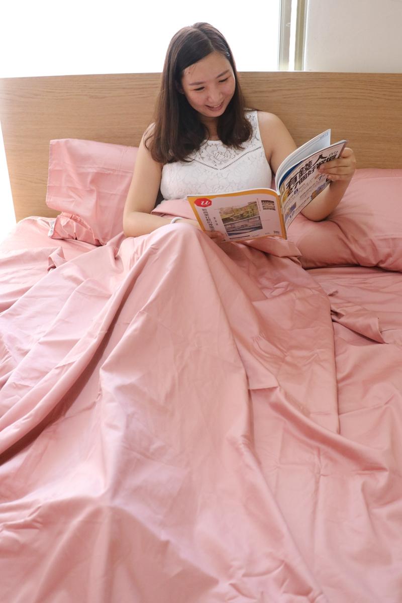 秒換懶人寢具-BEDCLOTHA貝蔻羅莎。換床單更輕鬆,節省媽媽時間