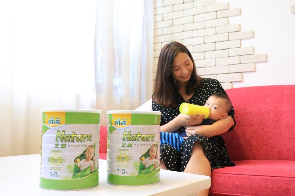 銜接母乳首選-豐力富幼兒成長奶粉。一歲換奶配方奶推薦