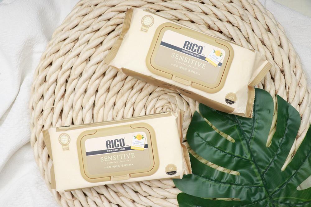 韓國嬰幼兒好物團購-RICO baby濕紙巾/洗衣精/洗衣皂/嬰幼兒牙刷/嬰幼兒牙膏