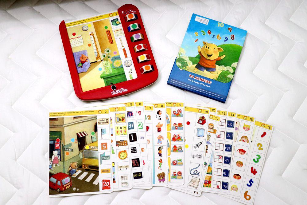 橋寶貝Picodino魔輪遊戲書開箱分享-訓練孩子空間、邏輯、解析能力