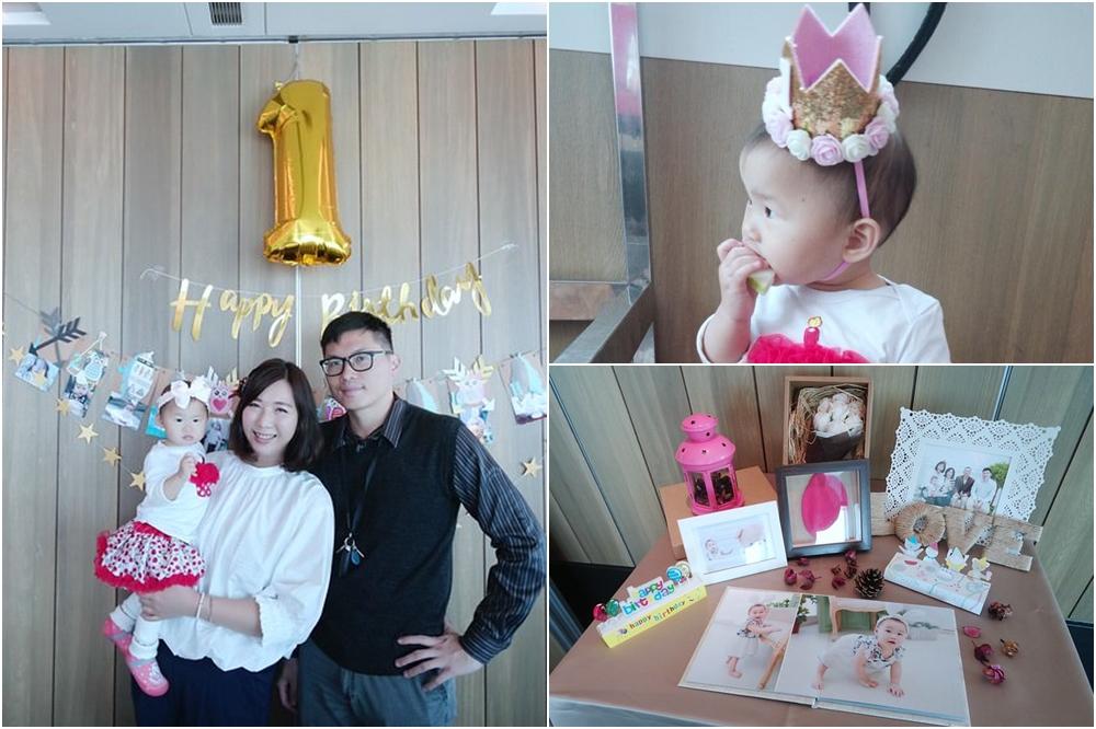 【寶寶】超簡單周歲宴DIY派對佈置-淘寶、ikea ▋ 寶貝滿周歲之慶生系列 (三) @艾比媽媽