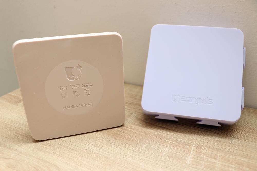 2angels新品-矽膠拼圖餐盤。是餐盤也是野餐盒,拼接起來更多用途