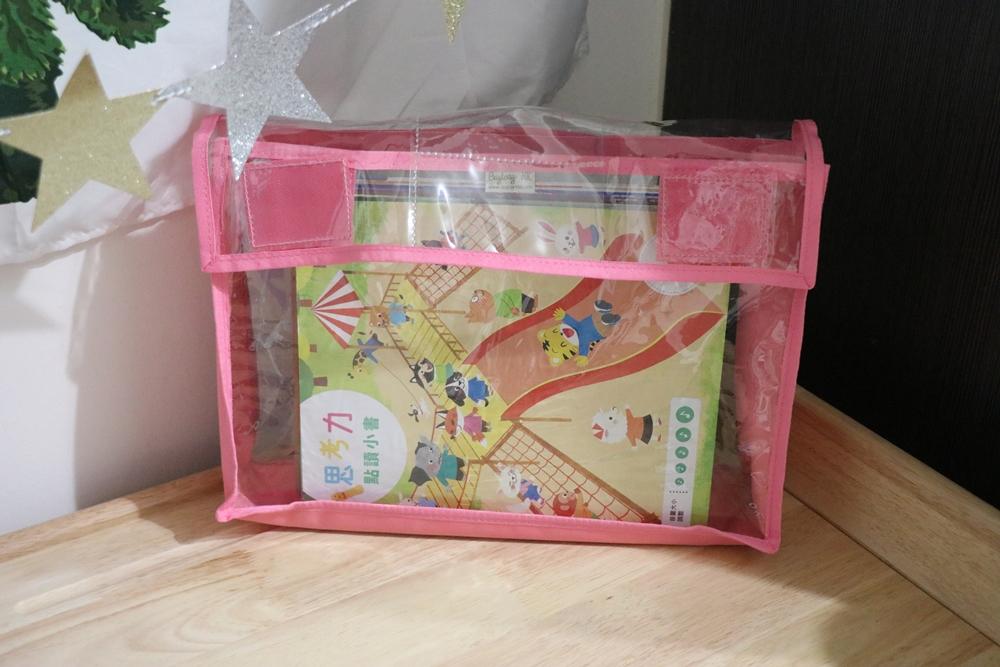 百寶袋王挑選及開箱介紹-收納玩具、文具、換季衣物的好幫手。