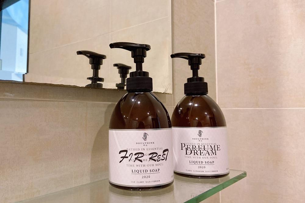 液態皂推薦-SoulThink精品液態皂界愛馬仕。美容級天然沐浴產品,大人小孩都可洗