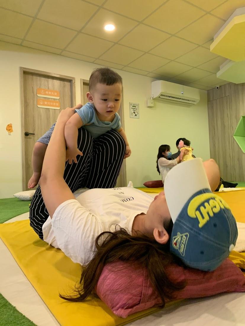 嬰兒課程分享-童樂匯PCT Baby Sensory