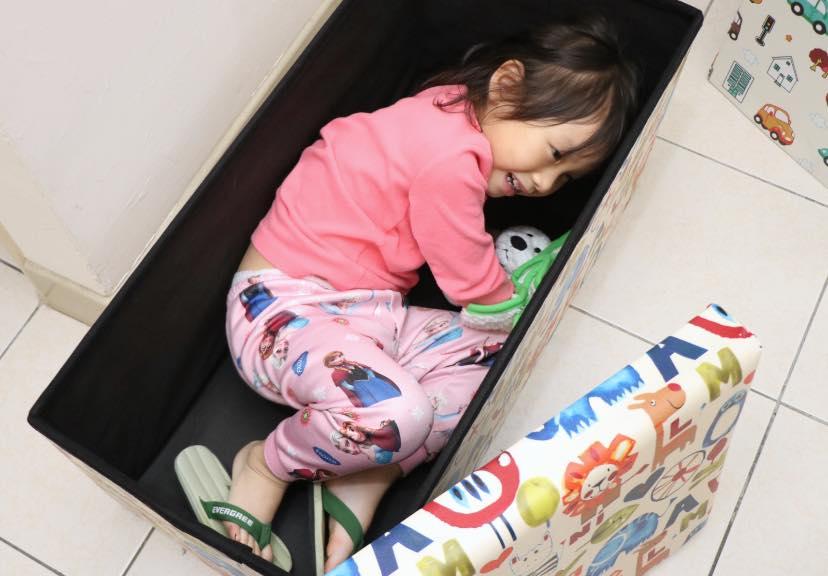 Bonne Nuit嬰兒用品開箱-浴巾、包巾、肚圍、多功能收納盒