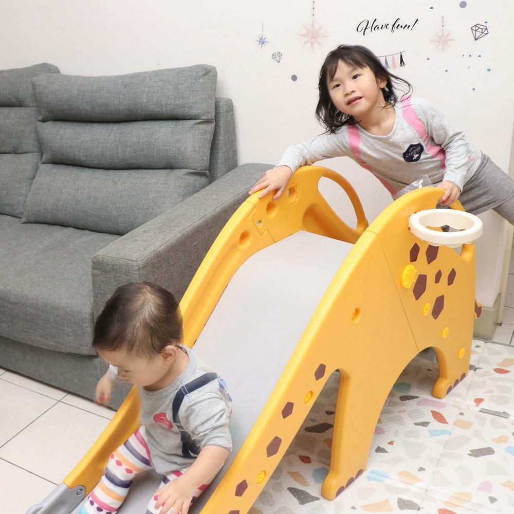 防疫期間在家玩最好-Phoebe兒童遊戲溜滑梯