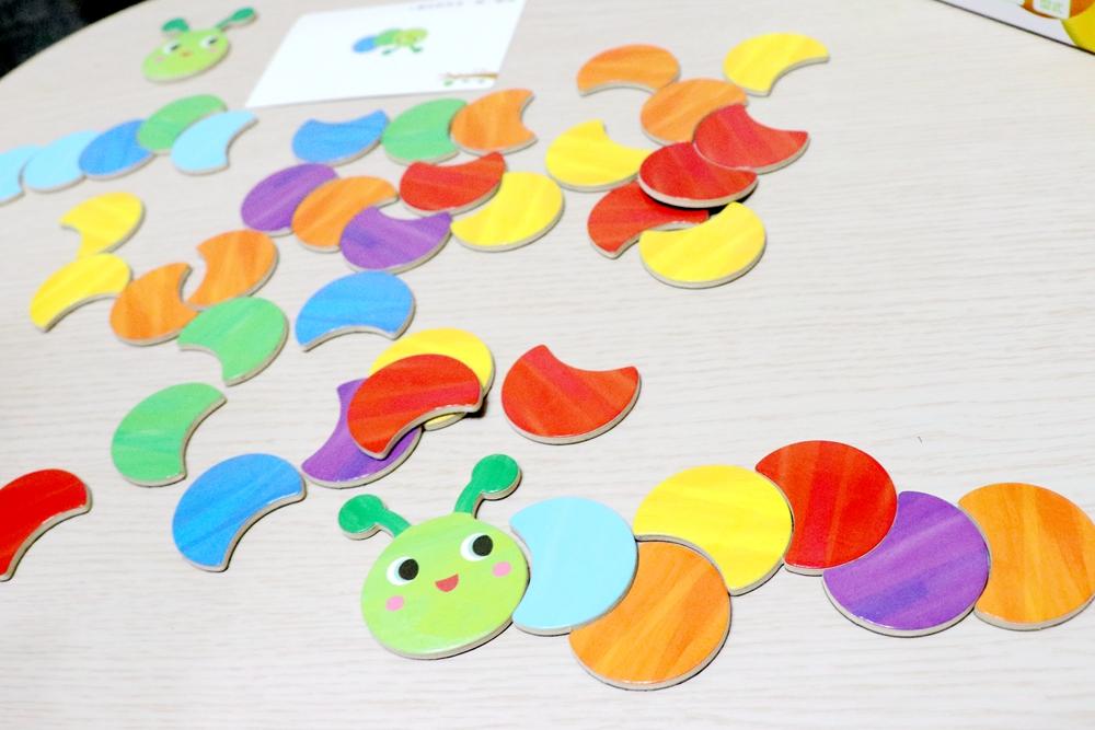 小康軒桌遊遊戲組。結合可愛動物,學習加減數、空間邏輯、顏色配對,一起角色扮演等