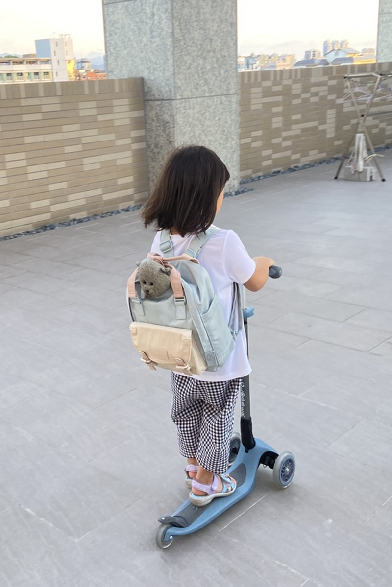 媽媽包、親子包推薦-Doughnut  Macaroon馬卡龍系列。後背包、小背包、斜背包