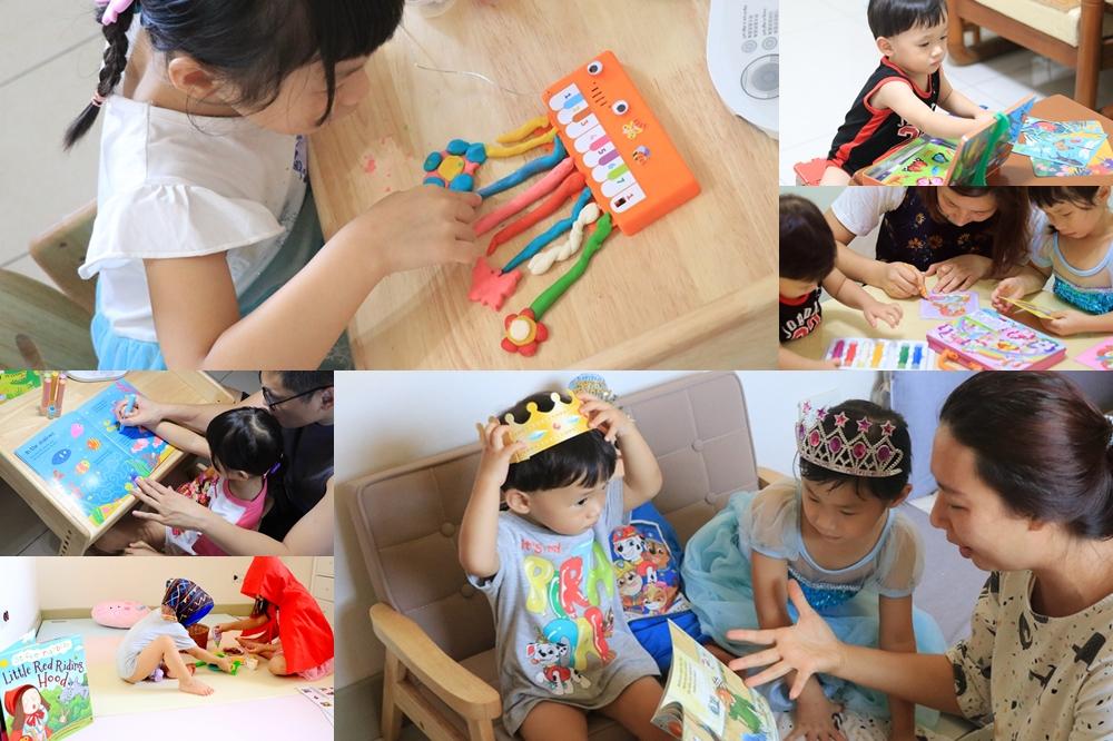 網站近期文章:英文童書、4M玩具團購-演奏黏土鋼琴、生日派對組合、貼紙遊戲書、彩繪玻璃貼、字母書、音效書等