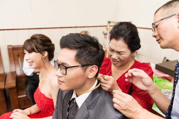 【婚禮】訂婚喜宴流水帳紀錄及文訂儀式分享(2016/10/15)