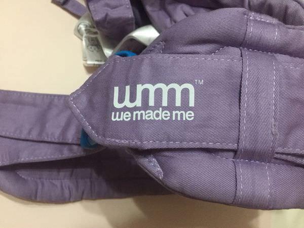 【寶寶】WMM英國全方位嬰兒揹巾-Pao 3P3式寶寶揹帶 ▋符合5CM指標、單手好操作的嬰兒揹巾