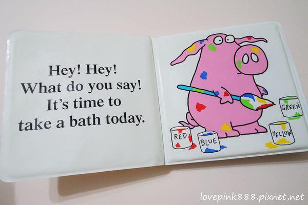 【寶寶】Bath Time 玩具洗澡書 by Sandra Boynton