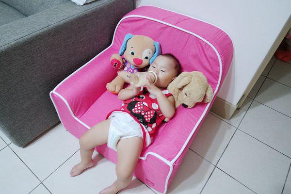 【寶寶】CHEVORY巧芙睿Joy孩童沙發 ▋ 寶寶沙發推薦