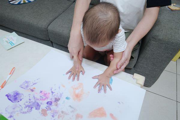 LOVINK創作手指畫顏料 ▋安全無毒、易水洗手指膏