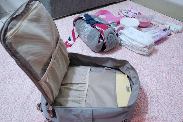 擬行李箱開闔-爸爸包推薦